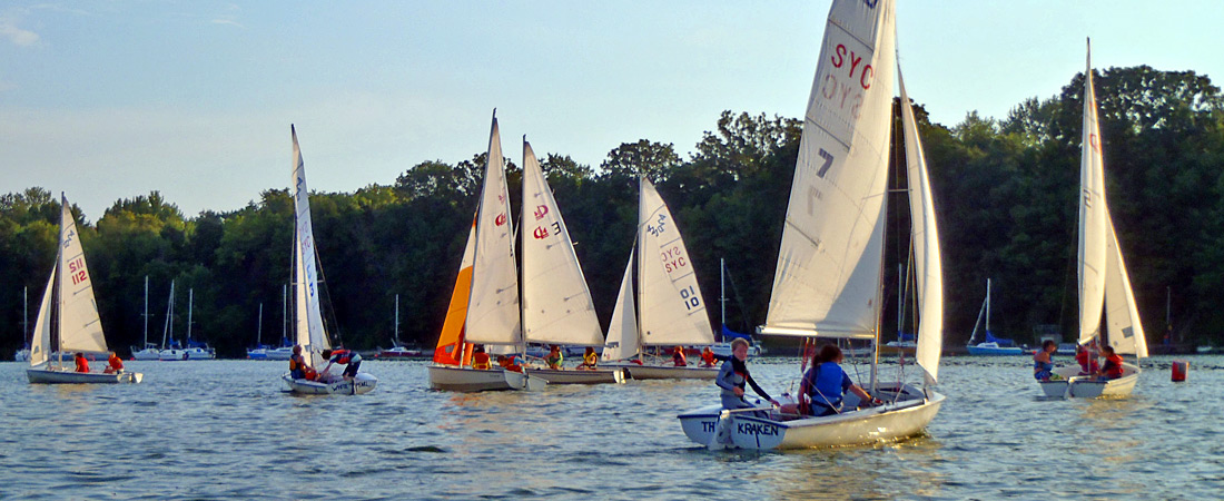 2019 Sailing School Youth Regatta