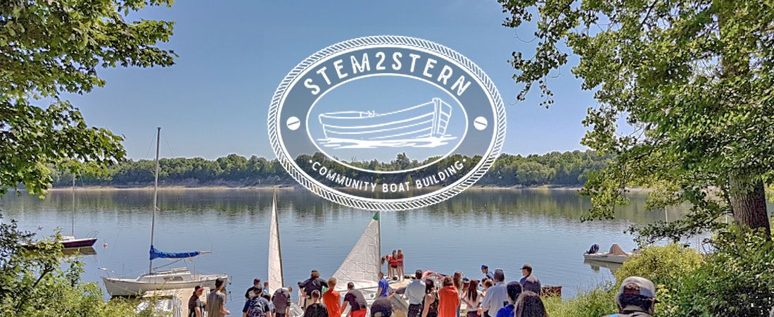 Stem2Stern Community Boat Building Launch