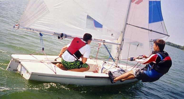 2005 Sailing School Season