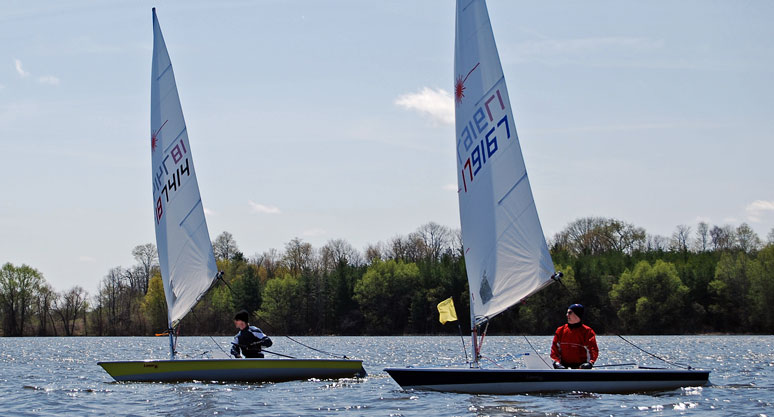 Guelph Flat Water Freeze Out Regatta