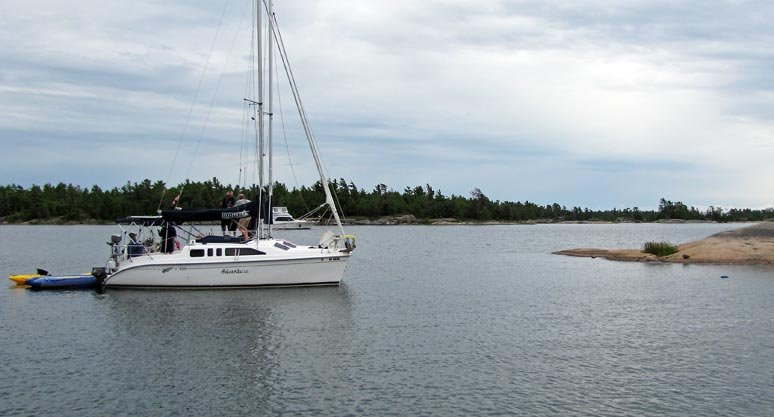 2010 Georgian Bay Cruise