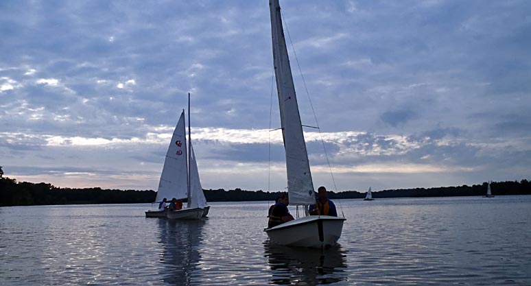 Sailing School Monday Night Class