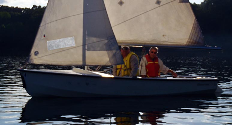 2012 Adult Sailing School Classes