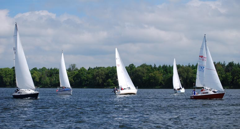2014 Club Championship Regatta